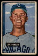 1951 Bowman #36 Joe Dobson VG Very Good