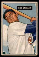 1951 Bowman #44 Roy Smalley VG Very Good