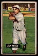 1951 Bowman #68 Dick Kokos VG Very Good