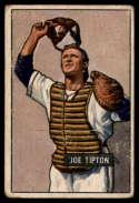 1951 Bowman #82 Joe Tipton VG Very Good