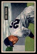 1951 Bowman #97 Bob Kuzava EX Excellent