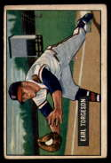 1951 Bowman #99 Earl Torgeson P Poor