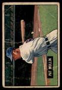 1951 Bowman #106 Pat Mullin G/VG Good/Very Good