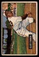1951 Bowman #244 Cliff Fannin G/VG Good/Very Good