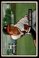 1951 Bowman #243 Johnny Antonelli VG/EX Very Good/Excellent