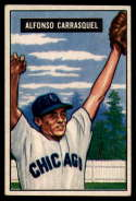 1951 Bowman #60 Chico Carrasquel EX Excellent RC Rookie