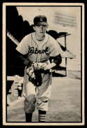 1953 Bowman Black and White #18 Billy Hoeft VG Very Good