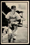1953 Bowman Black and White #18 Billy Hoeft VG/EX Very Good/Excellent