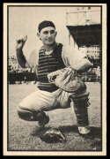 1953 Bowman Black and White #22 Matt Batts EX Excellent
