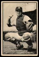 1953 Bowman Black and White #24 Del Wilber G/VG Good/Very Good