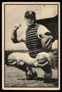 1953 Bowman Black and White #24 Del Wilber VG Very Good