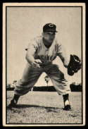 1953 Bowman Black and White #32 Rocky Bridges VG Very Good