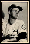 1953 Bowman Black and White #25 Johnny Sain EX Excellent