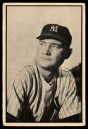 1953 Bowman Black and White #15 Johnny Mize G/VG Good/Very Good