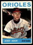 1964 Topps #22 Jerry Adair VG Very Good