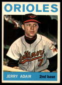 1964 Topps #22 Jerry Adair VG/EX Very Good/Excellent