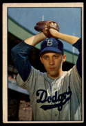1953 Bowman Color #14 Billy Loes EX Excellent