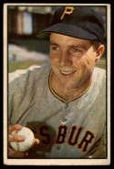1953 Bowman Color #16 Bob Friend mark