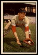 1953 Bowman Color #26 Roy McMillan EX Excellent