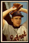 1953 Bowman Color #47 Ned Garver VG/EX Very Good/Excellent