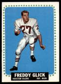 1964 Topps #74 Freddy Glick VG/EX Very Good/Excellent SP