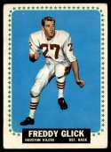 1964 Topps #74 Freddy Glick VG Very Good SP