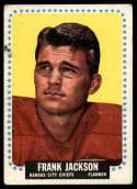1964 Topps #102 Frank Jackson VG Very Good SP