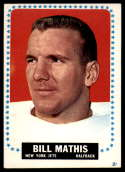 1964 Topps #120 Bill Mathis mark SP