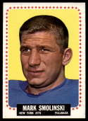 1964 Topps #124 Mark Smolinski VG Very Good SP