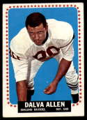 1964 Topps #132 Dalva Allen VG/EX Very Good/Excellent SP