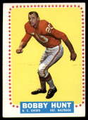 1964 Topps #101 Bobby Hunt EX Excellent RC Rookie