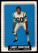 1964 Topps #113 Larry Grantham VG Very Good