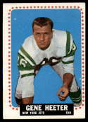 1964 Topps #115 Gene Heeter VG/EX Very Good/Excellent