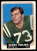 1964 Topps #123 Gerry Philbin VG Very Good RC Rookie