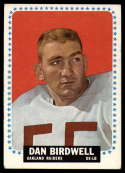 1964 Topps #133 Dan Birdwell VG/EX Very Good/Excellent