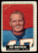 1964 Topps #173 Bud Whitehead G Good