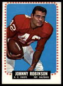 1964 Topps #105 Johnny Robinson VG/EX Very Good/Excellent SP