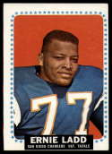 1964 Topps #163 Ernie Ladd VG/EX Very Good/Excellent