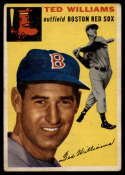 1954 Topps #250 Ted Williams VG/EX Very Good/Excellent