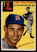 1954 Topps #250 Ted Williams VG Very Good