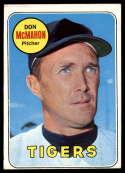 1969 Topps #616 Don McMahon EX Excellent