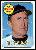 1969 Topps #616 Don McMahon EX/NM