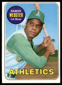 1969 Topps #618 Ramon Webster EX Excellent