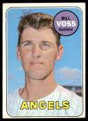 1969 Topps #621 Bill Voss EX Excellent