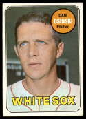 1969 Topps #622 Dan Osinski VG Very Good