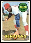 1969 Topps #623 Hank Allen EX Excellent