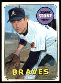 1969 Topps #627 George Stone VG/EX Very Good/Excellent RC Rookie