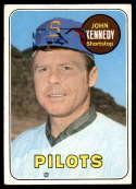 1969 Topps #631 John Kennedy G Good