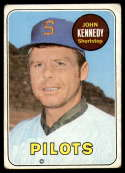 1969 Topps #631 John Kennedy VG Very Good