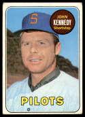 1969 Topps #631 John Kennedy VG/EX Very Good/Excellent